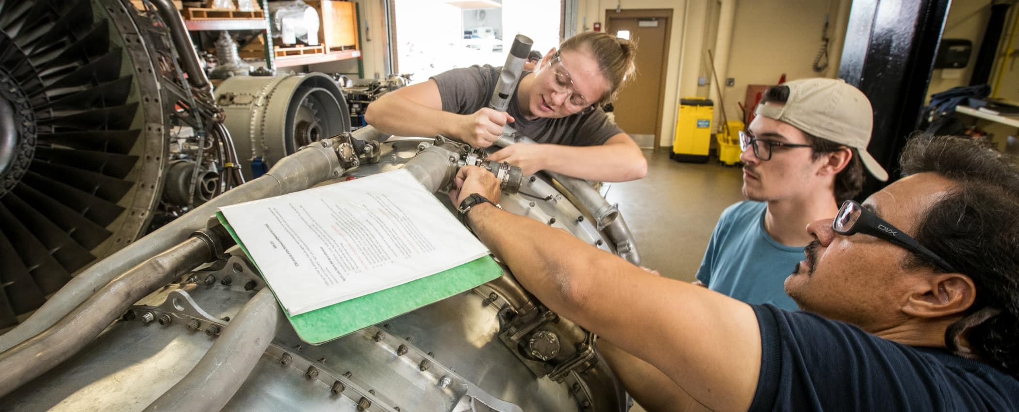Bachelor of Science in Aviation Maintenance Science
