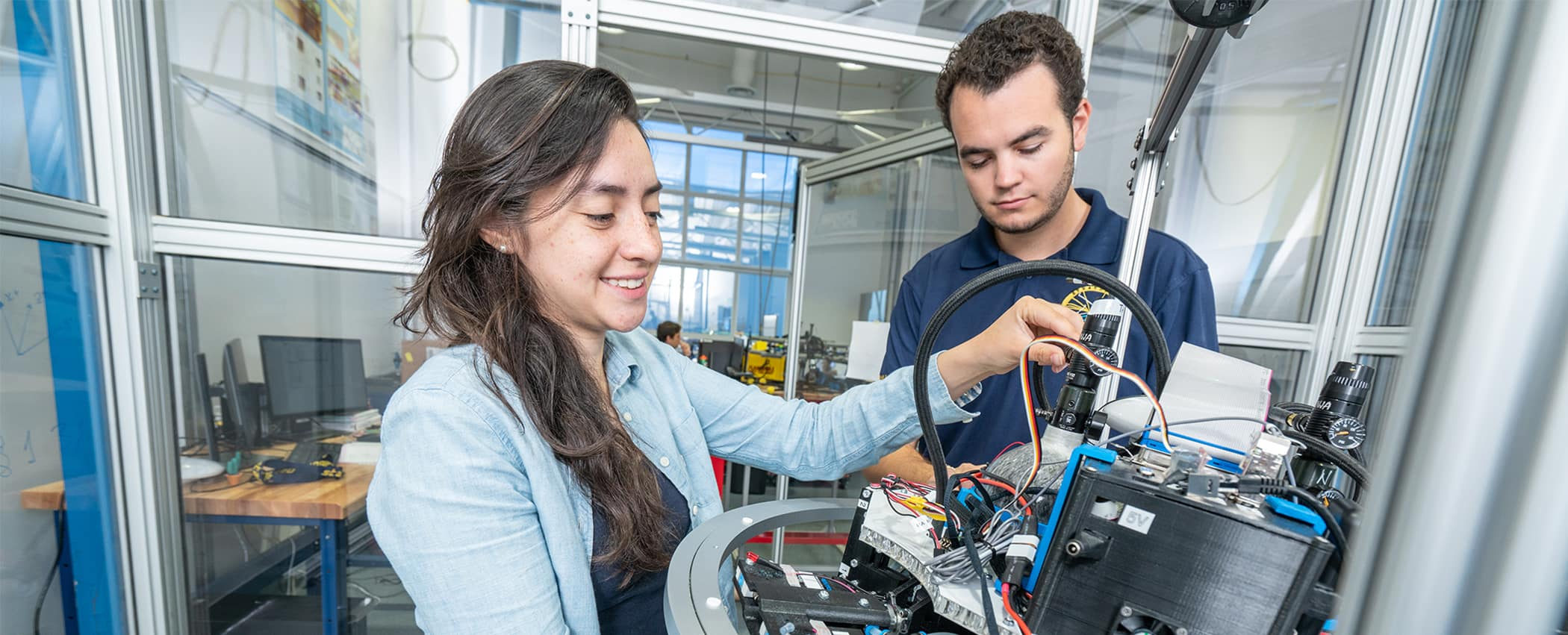 Master's Degree in Aerospace Engineering
