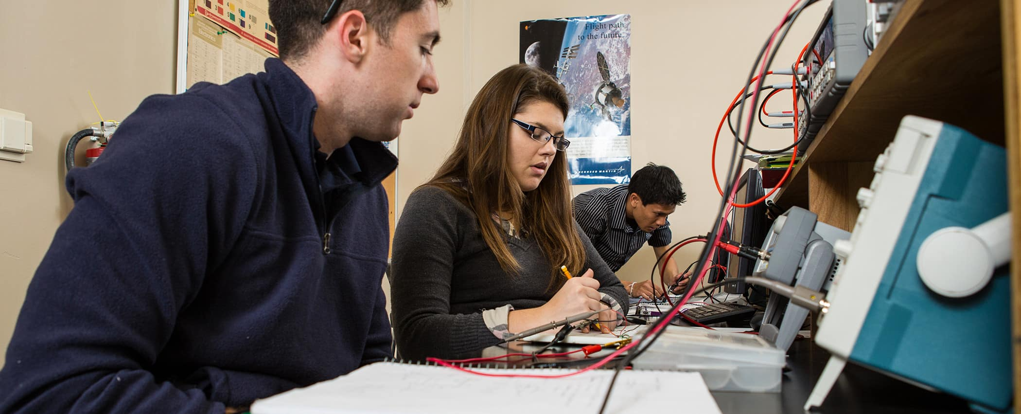 Master of Science in Electrical and Computer Engineering