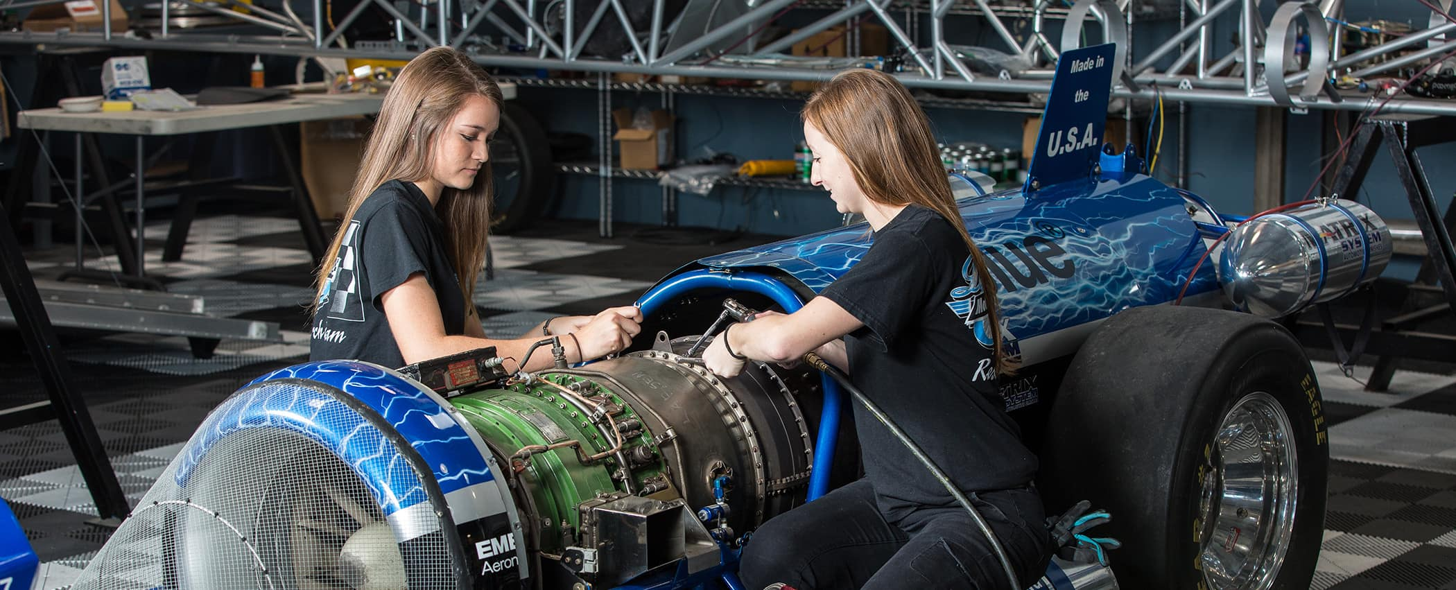Master Of Science In Aerospace Engineering Embry Riddle