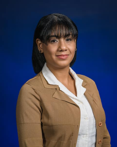Zulay Santana is the Administrative Assistant for the President's Office at Embry-Riddle