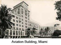 Aviation Building in Miami