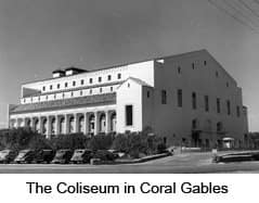 The Coliseum in Coral Gables