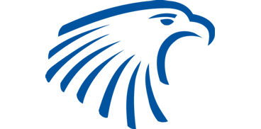 ERAU Daytona Beach Athletics Eagle Logo