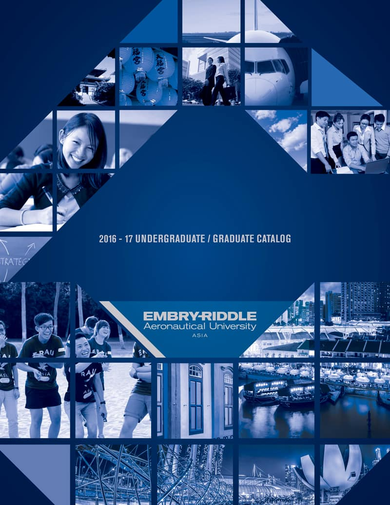 Embry-Riddle Asia Campus Catalog 2017-2018