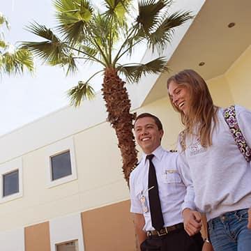 Embry-Riddle's Daytona Beach campus