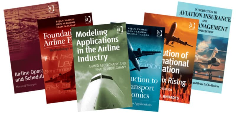 Aviation in Business Administration Ph.D. Facutly Books