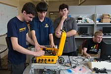 Embry-Riddle students will provide much of the labor force for research and development.