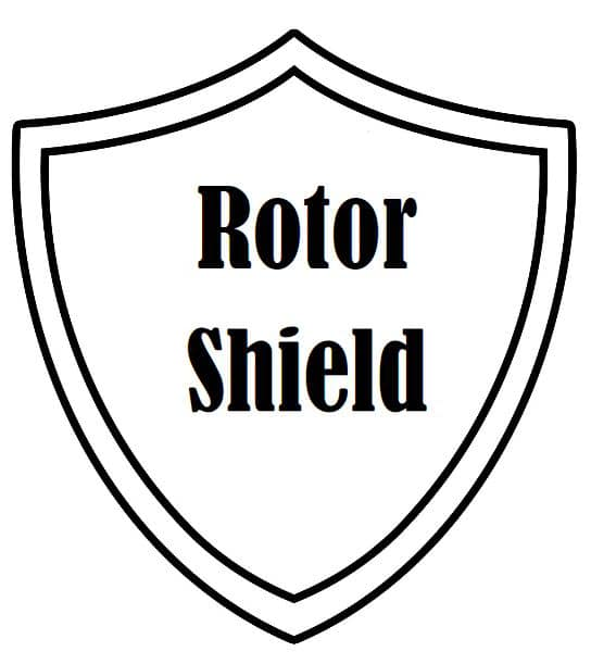 Rotor Shield logo