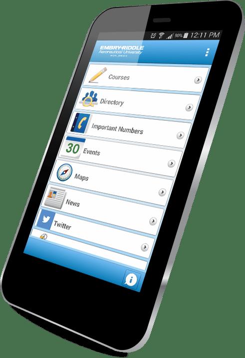 ERAU Mobile App