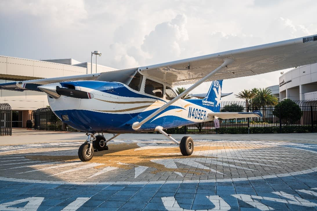 Embry-Riddle Airplane